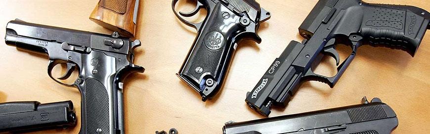 Arme de autoapărare