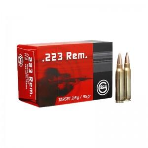 Cartuș pentru carabină Geco Target FMJ .223 Rem 3.6g