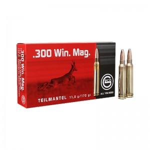 Cartuș pentru carabină Geco Teilmantel .300 Win Mag 11g