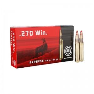Cartuș pentru carabină Geco Express .270 Win 8.4g