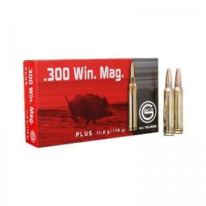 Cartuș pentru carabină Geco Plus .300 Win Mag 11g