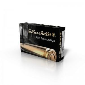 Cartuș pentru carabină Sellier Bellot SP .270 Win 9.7g