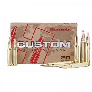 Cartuș Hornady Custom SP .308 Win 11.7g